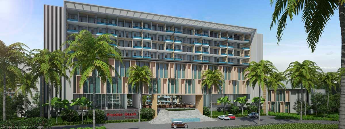 Paradise Beach Residence Patong