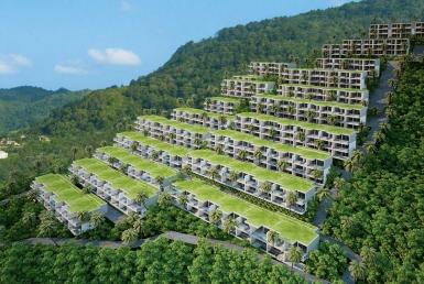 Patong Bay Seaview Redidence