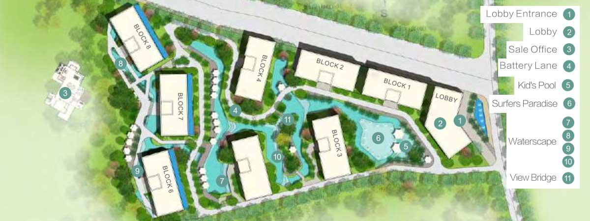 VIP Mercury Condominium Master Plan