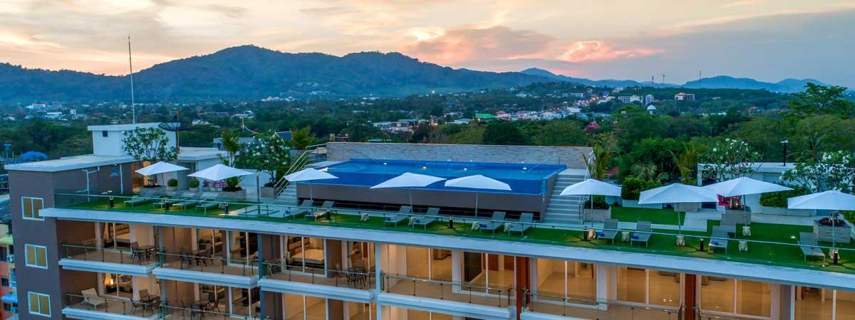 Babylon Sky Garden Residence