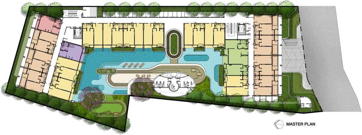 Mono Residence Bangtao Master Plan
